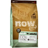 Now Fresh Grain-Free Small Breed Adult Fish Recipe Dry Dog Food, 6-lb bag