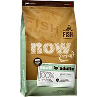 Now Fresh Grain-Free Small Breed Adult Fish Recipe Dry Dog Food, 25-lb bag