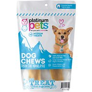 Platinum Pets Dog Chews from the Himalayas Dog Treats, Medium