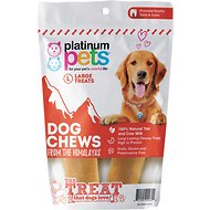 Platinum Pets Dog Chews from the Himalayas Dog Treats, Large