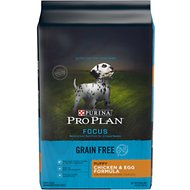Purina Pro Plan Focus Puppy Grain-Free Chicken & Egg Formula Dry Dog Food, 16-lb bag