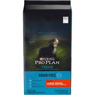 Purina Pro Plan Focus Puppy Large Breed Chicken & Egg Formula Grain-Free Dry Dog Food