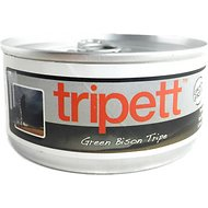 PetKind Tripett  Green Bison Tripe Grain-Free Canned Dog Food, 5.5-oz, case of 24
