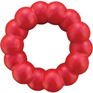 KONG Ring Dog Toy, Medium/Large