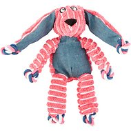 KONG Floppy Knots Bunny Dog Toy, Small/Medium