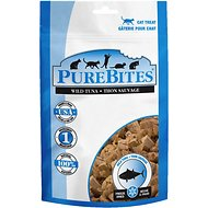 PureBites Tuna Freeze-Dried Raw Cat Treats, 0.88-oz bag