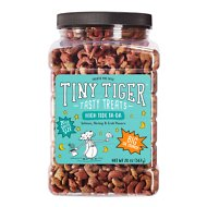 Tiny Tiger Tasty Treats High Tide Ta-da Crunchy Cat Treats, 20-oz jar