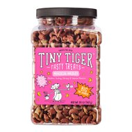 Tiny Tiger Tasty Treats Magical Medley Crunchy Cat Treats, 20-oz jar