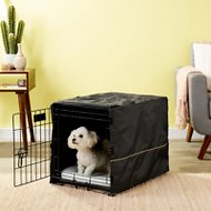 MidWest iCrate Dog Crate Kit, 24-in, Small, Black