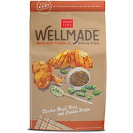 Cloud Star WellMade Baked Chicken Meal, Peas, & Lentils Recipe Grain-Free Dry Dog Food, 25-lb bag