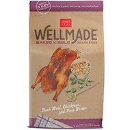 Cloud Star WellMade Baked Duck Meal, Chickpeas, & Peas Recipe Grain-Free Dry Dog Food, 4.5-lb bag