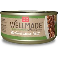 Cloud Star WellMade Homestyle Meals Mediterranean Grill With Lamb Recipe Grain-Free Canned Dog Food, 3.5-oz, case of 24
