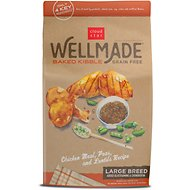 Cloud Star WellMade Baked Large Breed Chicken Meal, Peas, & Lentils Recipe Adult Grain-Free Dry Dog Food, 5-lb bag