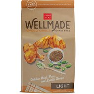 Cloud Star WellMade Baked Light Weight Management Chicken Meal, Peas, & Lentils Recipe Grain-Free Dry Dog Food, 4.5-lb bag