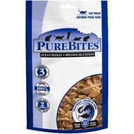 PureBites Ocean Medley Freeze-Dried Raw Cat Treats, 0.77-oz bag