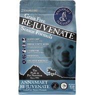 Annamaet Grain-Free Re-juvenate Senior Formula Dry Dog Food, 12-lb bag