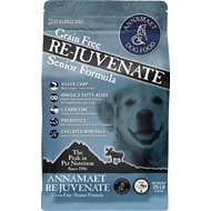 Annamaet Grain-Free Re-juvenate Senior Formula Dry Dog Food, 25-lb bag