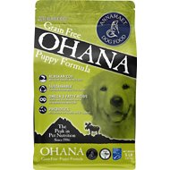 Annamaet Grain-Free Ohana Puppy Formula Dry Dog Food, 5-lb bag