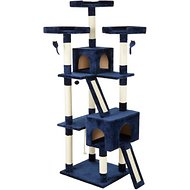 Frisco 72-in Cat Tree, Blue