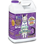 Lucy Pet Products Cats Incredible Lavender Scented Cat Litter, 20-lb jug