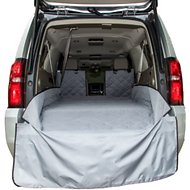Plush Paws Products Waterproof Cargo Liner, Grey, X-Large