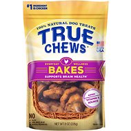 True Chews Everyday Wellness Bakes Supports Brain Health Dog Treats, 8-oz bag