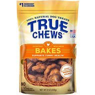 True Chews Everyday Wellness Bakes Supports Tummy Health Dog Treats, 8-oz bag