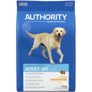 Authority Chicken & Rice Formula Large Breed Adult Dry Dog Food, 34-lb bag