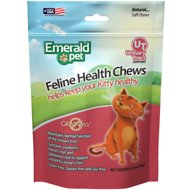 Emerald Pet Feline Health Urinary Tract Support Grain-Free Cat Treats