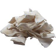 Top Dog Chews Natural Rawhide Chips, 1-lb bag