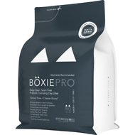 BoxiePro Deep Clean Scent Free Probiotic Clumping Cat Litter, 28-lb bag