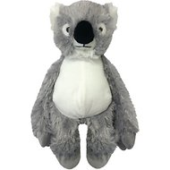 Multipet Bark Buddies Plush Dog Toy, Sloth