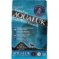 Annamaet Grain-Free Aqualuk Cold Water Formula Dry Dog Food, 25-lb bag