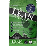 Annamaet Grain-Free Lean Low Fat Formula Dry Dog Food, 25-lb bag