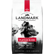 American Journey Landmark Plateau Blend with Angus Beef and Pork Grain-Free Dry Dog Food, 12-lb bag