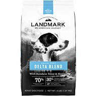 American Journey Landmark Delta Blend with Rainbow Trout and Herring Grain-Free Dry Dog Food, 4-lb bag