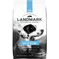 American Journey Landmark Delta Blend with Rainbow Trout and Herring Grain-Free Dry Dog Food, 12-lb bag