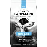 American Journey Landmark Delta Blend with Rainbow Trout and Herring Grain-Free Dry Dog Food, 22-lb bag