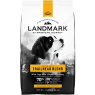 American Journey Landmark Puppy with Cage-Free Chicken & Turkey Grain-Free Dry Dog Food