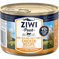 Ziwi Peak Chicken Canned Cat Food, 6.5-oz, case of 12