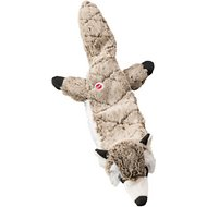 Ethical Pet Skinneeez Extreme Quilted Raccoon Dog Toy, Large