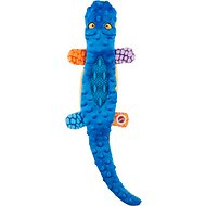 Ethical Pet Plush Nubbins Lizard Dog Toy, Small