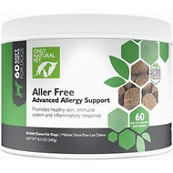 Only Natural Pet Aller Free Advanced Allergy Support Soft Chews Dog Supplement, 60 count