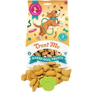 Claudia's Canine Bakery Treat Me Baked Dog Treats, 8-oz bag