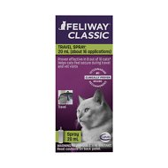 Feliway Travel Calming Cat Spray, 20-mL