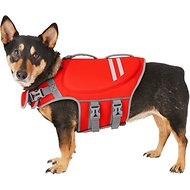 Frisco Neoprene Dog Life Jacket, Medium