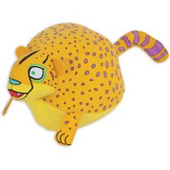 Fat Cat Plumpies Cheetah Dog Toy