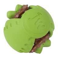JW Pet Slide 'N Snacks Ball Dog Toy, Color Varies