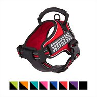 Chai's Choice Service Dog Vest Harness, Small, Red