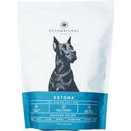 KetoNatural Ketona Chicken Recipe Adult Dry Dog Food, 4.2-lb bag